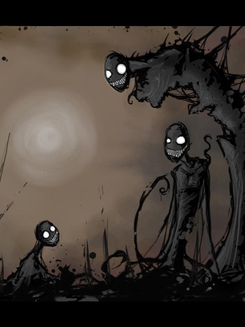 Theme Destruction (Icônes + Horloge) Horror10
