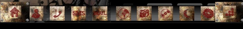Theme Destruction (Icônes + Horloge) Screen30