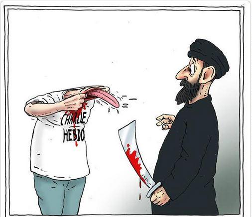 ...Charlie Hebdo..... Charli11
