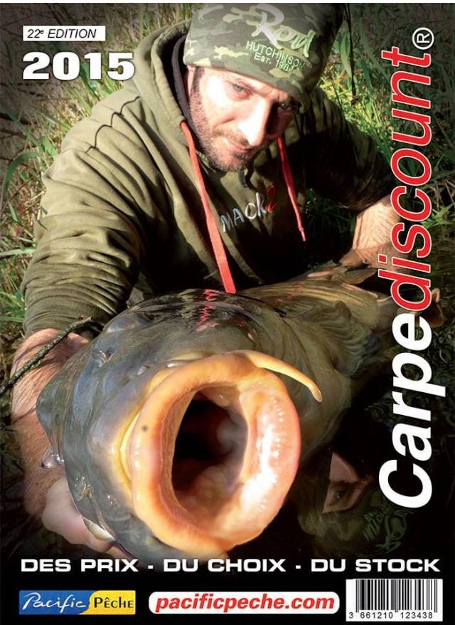 Couverture du catalogue Carp Discount 2015 entre polémique et réalité - Page 2 10906010