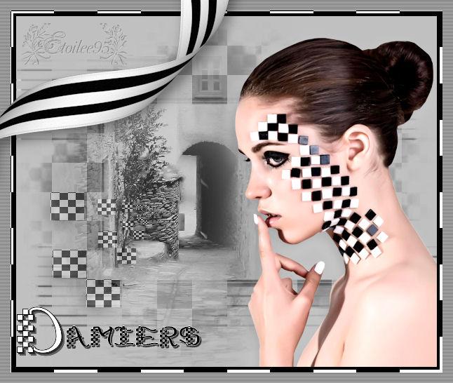 Damiers(Psp) Image414