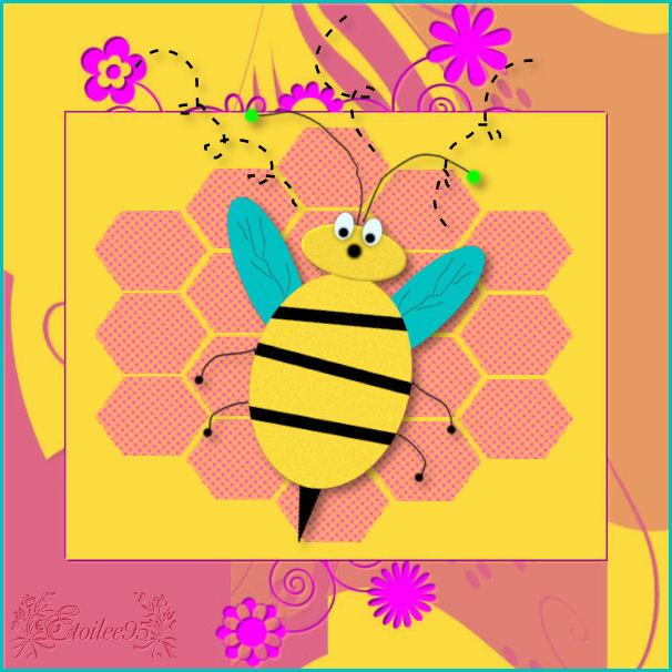 CurieuZZZe l'abeille Image618