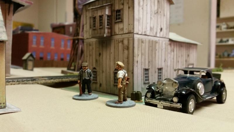 Massacre à Adisson city, 1929 (Gangsters, Chain Reaction 3) 4110