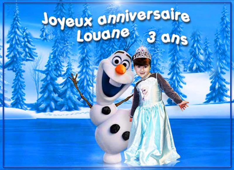 3 ans de Louane Calysc12