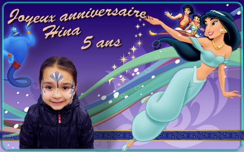 anniversaire de ma fille le 17 janvier  Jasmin11