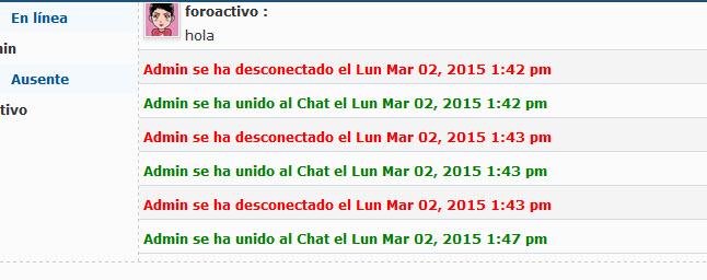 Varios codigos para mejorar el nuevo ChatBox Quitar10