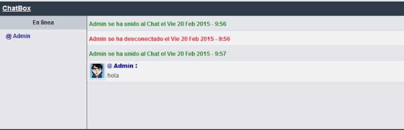 Nueva actualización para nuestro Chat Box Wsjqqh10