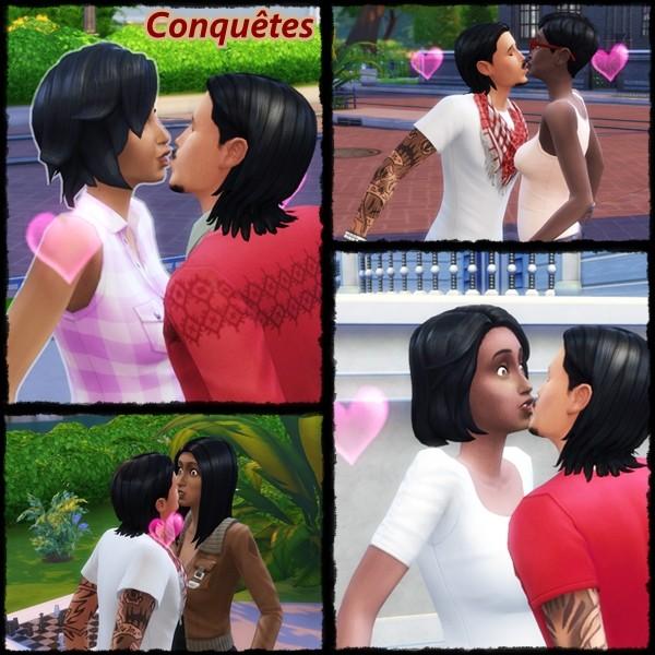 [Challenge] Tranches de Sims: Rico Malamor est pris au piège - Page 2 Conquy10