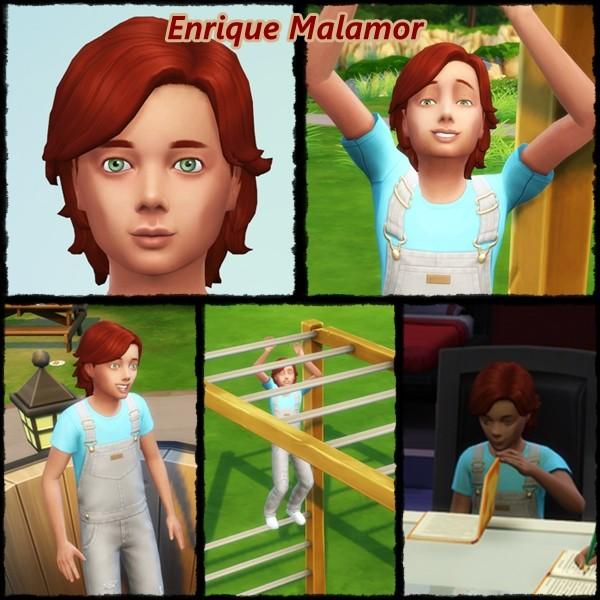 [Challenge] Tranches de Sims: Rico Malamor est pris au piège - Page 2 Enriqu10