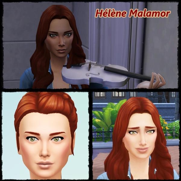 [Challenge] Tranches de Sims: Rico Malamor est pris au piège - Page 2 Hylyne10