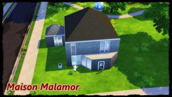 [Challenge] Tranches de Sims: Rico Malamor est pris au piège - Page 2 Maison10