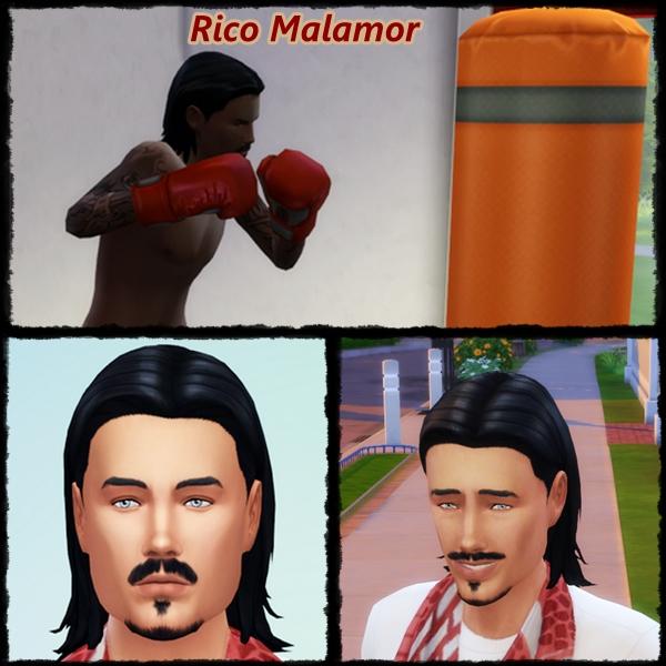 [Challenge] Tranches de Sims: Rico Malamor est pris au piège - Page 2 Rico10