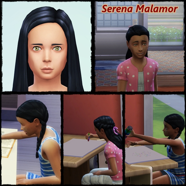 [Challenge] Tranches de Sims: Rico Malamor est pris au piège - Page 2 Syryna11