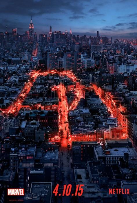 Daredevil (Marvel) Poster10