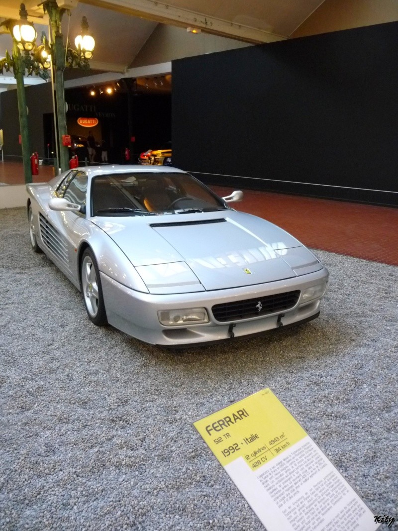 Ma visite à la Cité de l'auto de Mulhouse - Page 15 P1030212