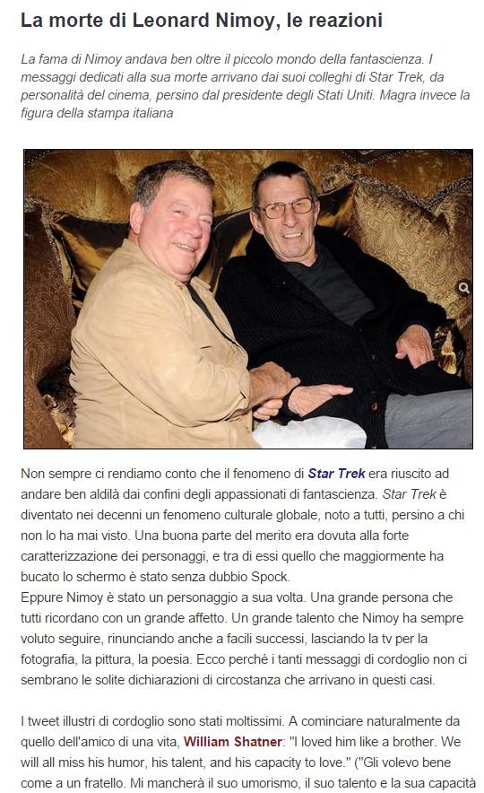 Addio a Leonard Nimoy Spock_10