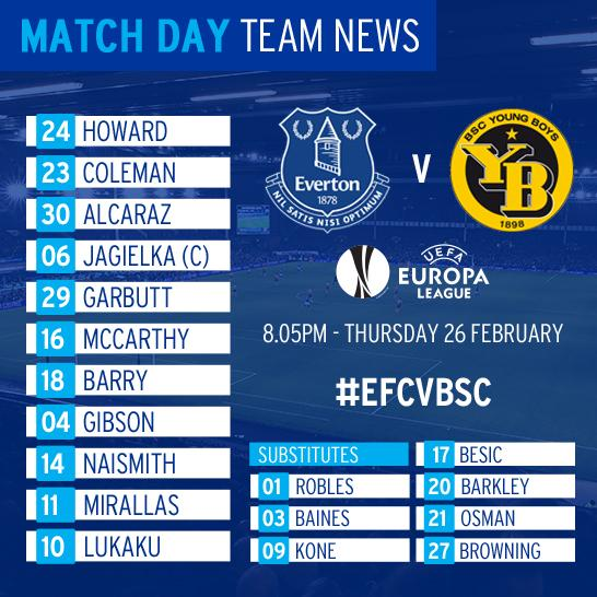 Everton vs Young Boys Captur36