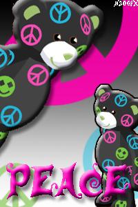 h2☮ gяαρнιx Peace11