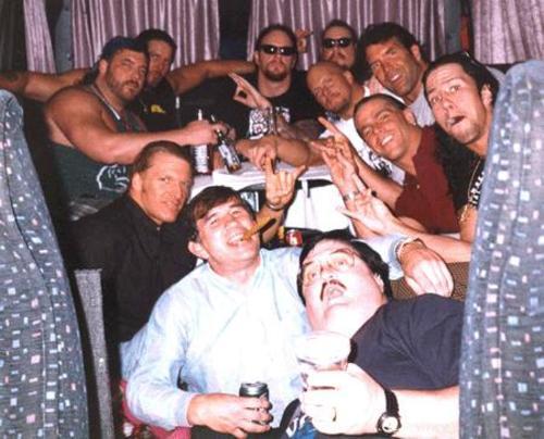 Fans de The Undertaker Curios10