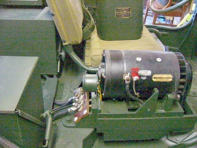 Le circuit de charge et de démarrage de la jeep Elec_410