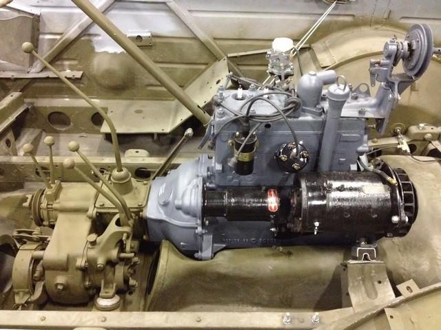 Le circuit de charge et de démarrage de la jeep Elec_511