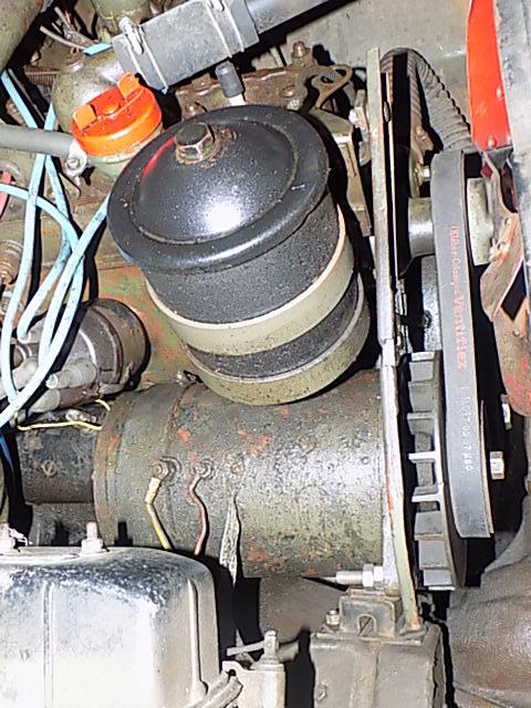 Le circuit de charge et de démarrage de la jeep Elec_610