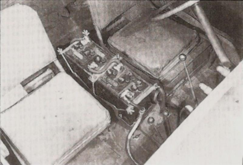 Le circuit de charge et de démarrage de la jeep Elec_710