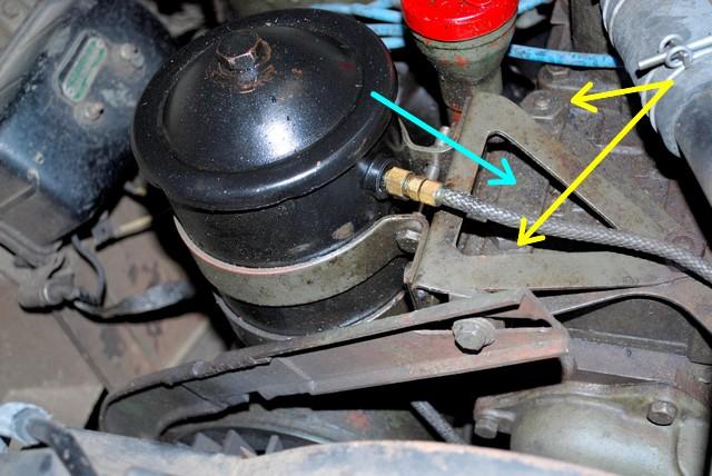 Le circuit de charge et de démarrage de la jeep Elec_912