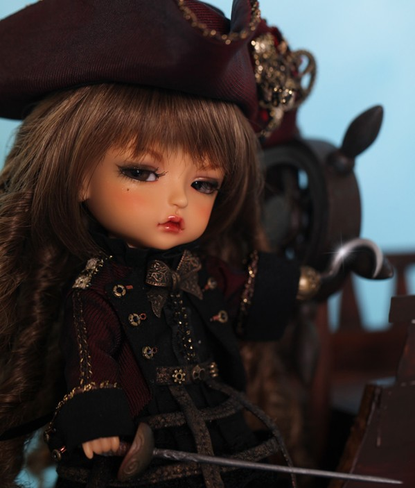Yellow - Limited Peterpan in Steamland ver. Lea [Captain Hook] Yellow46
