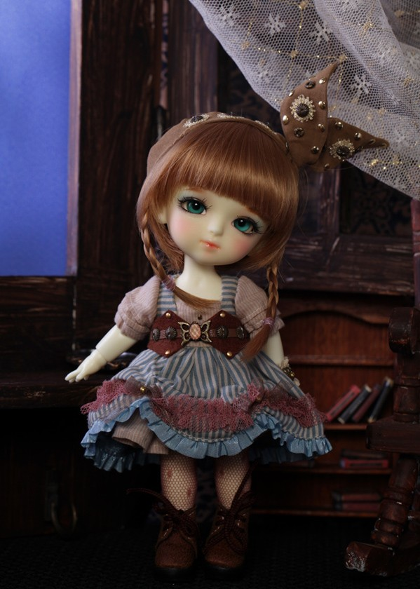 Yellow - Limited Peterpan in Steamland ver. Coco [Wendy] Yellow49