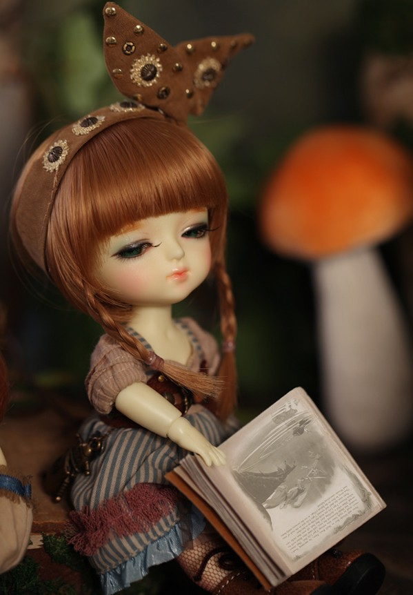 Yellow - Limited Peterpan in Steamland ver. Coco [Wendy] Yellow50