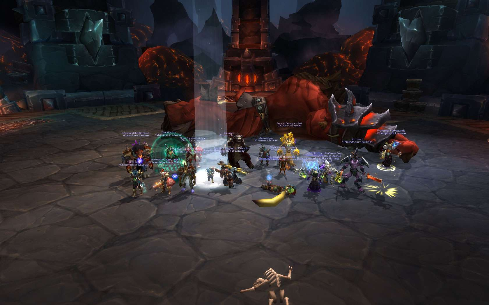 HC Gruul and H&F Downed! Wowscr21