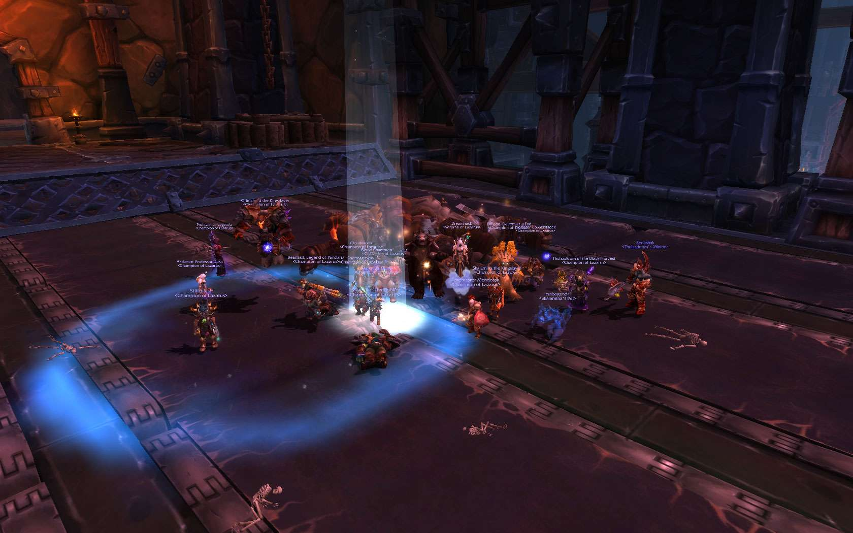 HC Gruul and H&F Downed! Wowscr22