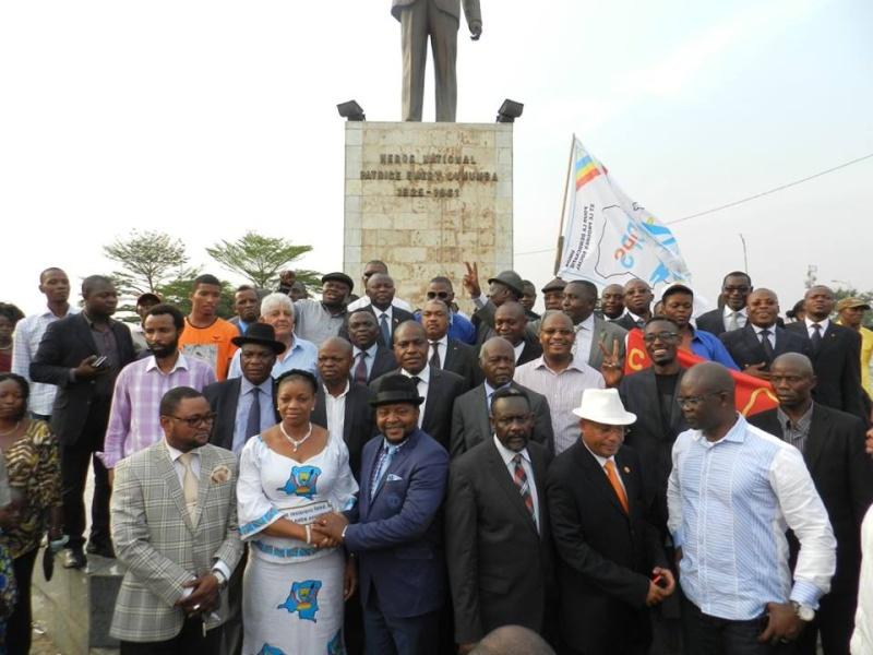 Patrice Lumumba, le premier chef de gouvernement congolais mort le 17 janvier 1961 10441210