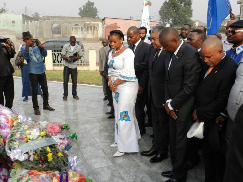 Patrice Lumumba, le premier chef de gouvernement congolais mort le 17 janvier 1961 10941510