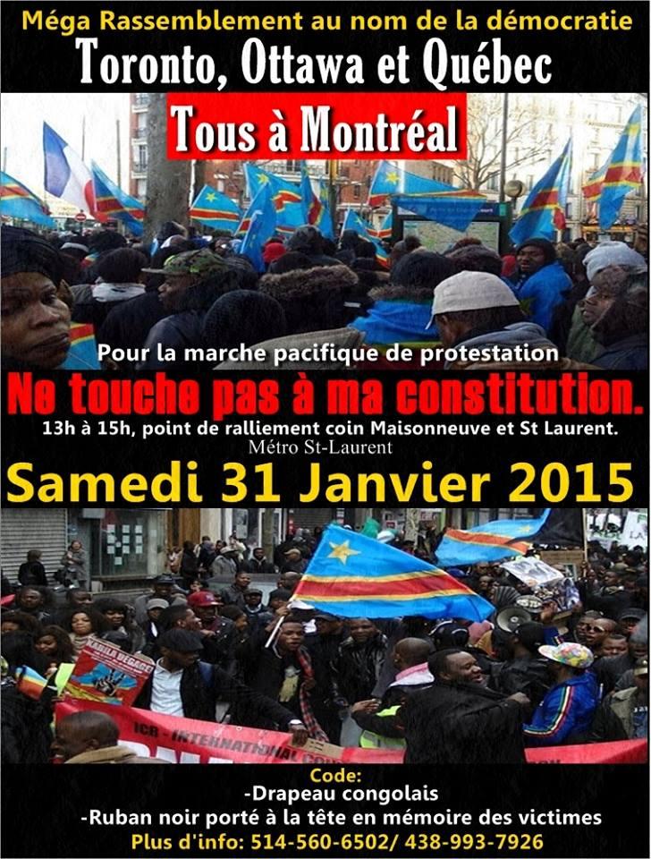 Affichage des activites politiques et autres de la diaspora Congolaise ! 10945610