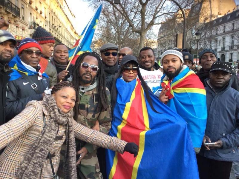 Message de mobilisation au peuple congolais par l'acteur de changement en RDC 10953110