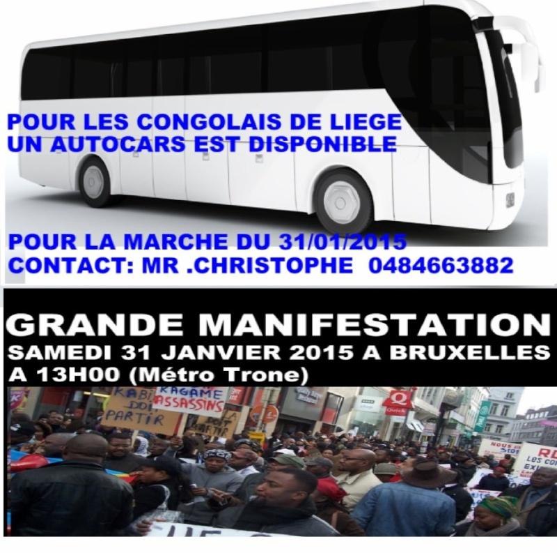 Affichage des activites politiques et autres de la diaspora Congolaise ! - Page 2 32427810