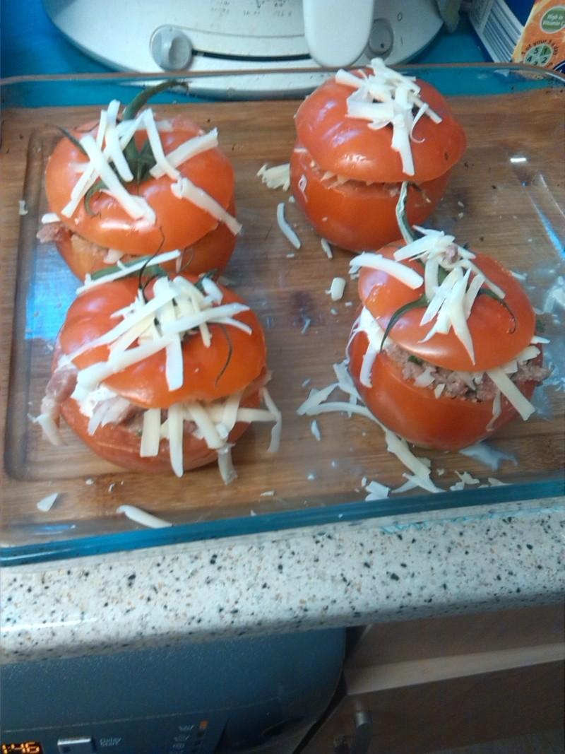 Tomates farcies Mathil10