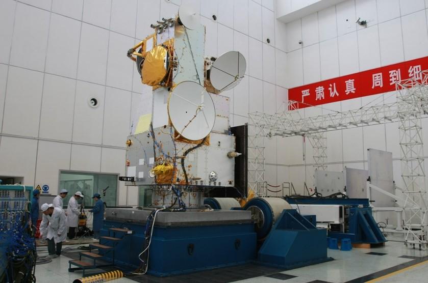 [Chine] Lancement de HY-2 par CZ-4B à TSLC, le 16/08/2011 - [Succès]   Milita18