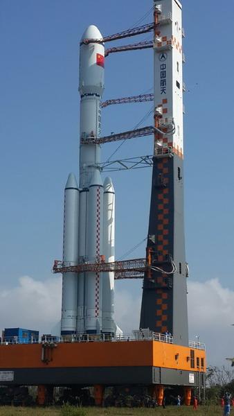 [Chine] CZ-7 : nouvelle génération de lanceur moyen - Page 2 Milita22