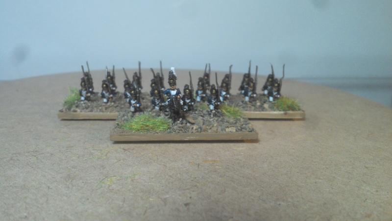 Armée bavaroise Adler 6mm 12eme_10