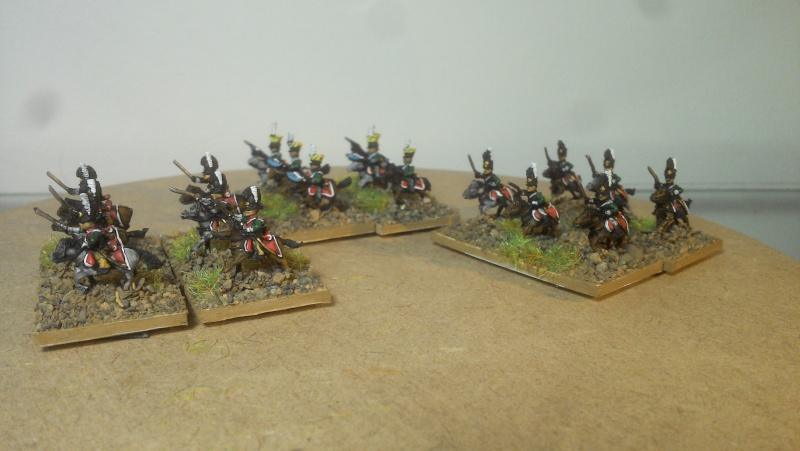 Armée bavaroise Adler 6mm Cavale10