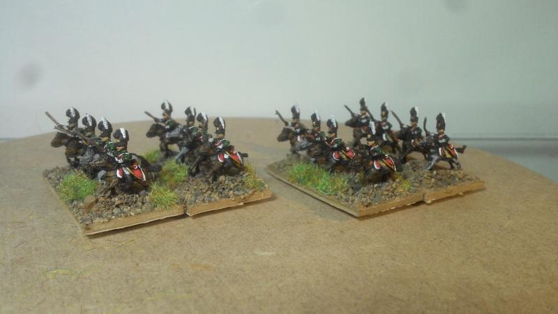 Armée bavaroise Adler 6mm Cavale11
