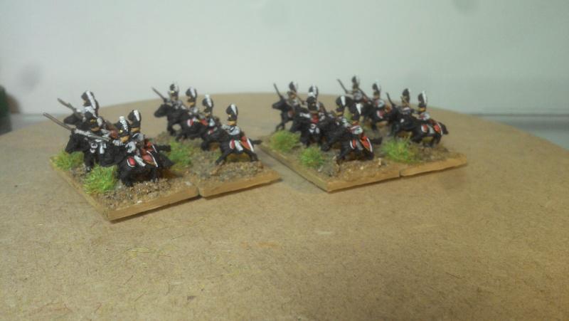 Armée bavaroise Adler 6mm Cavale12