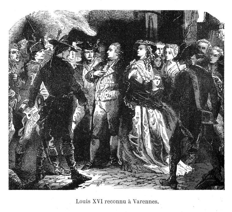 La fuite vers Montmédy et l'arrestation à Varennes, les 20 et 21 juin 1791 - Page 6 03_lou10