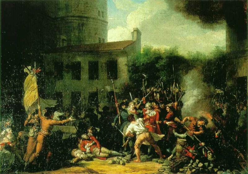 14 juillet 1789 : la  prise de la Bastille 1024px10