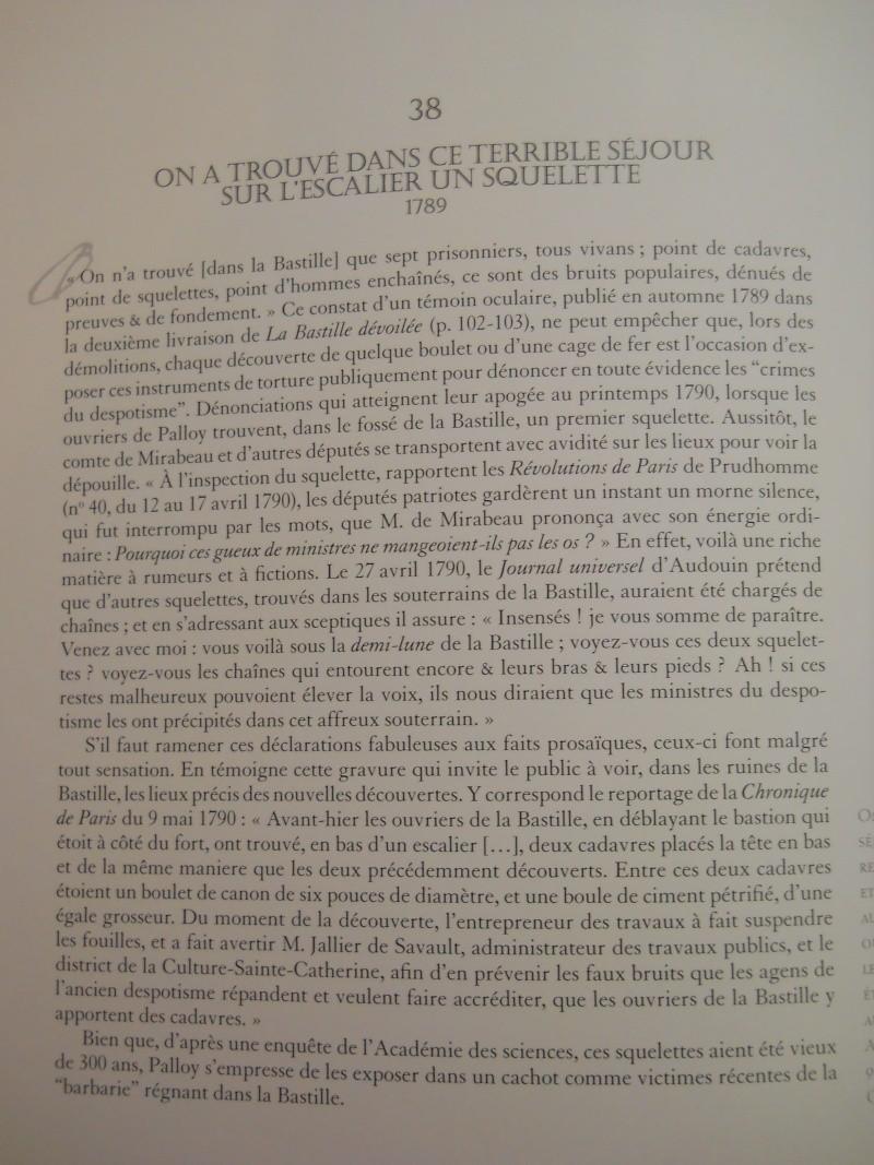 14 juillet 1789 : la  prise de la Bastille 1310