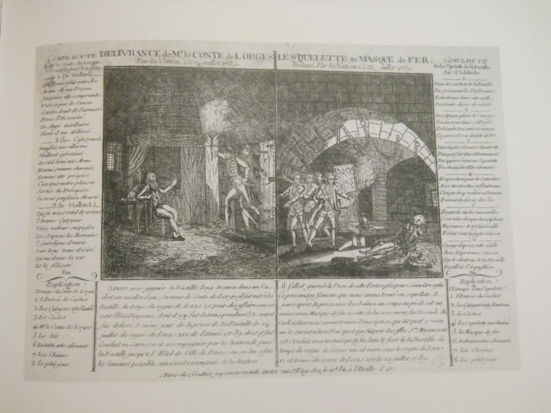 14 juillet 1789 : la  prise de la Bastille 1510
