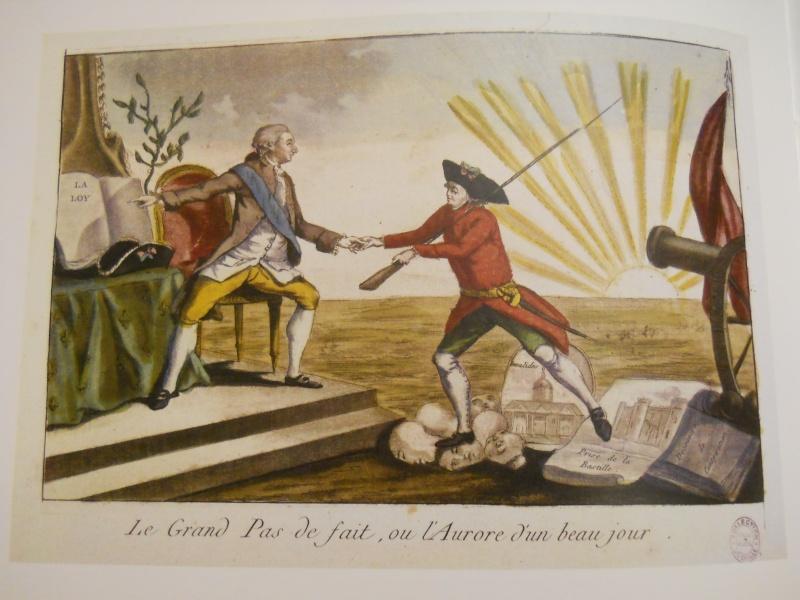 14 juillet 1789 : la  prise de la Bastille 1710